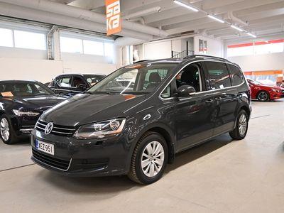 käytetty VW Sharan Comfortline 2,0 TDI 103 kW (140 hv) ** Suomi-auto / 7-Paikkainen / Koukku / Vakkari **