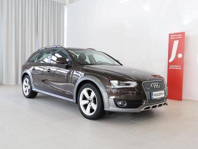 käytetty Audi A4 Allroad Business Sport 2,0 TDI 130kW quattro S tronic Facelift *JAKOPÄÄ OK, BANG&OLUFSEN, WEBASTO, KOUKKU*