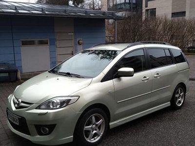 käytetty Mazda 5 5d 7-henkilön