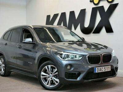 käytetty BMW X1 xDrive20d Sport Line   Peruutuskamera   190hv