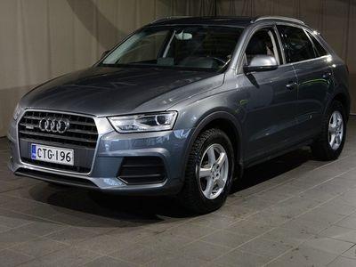 käytetty Audi Q3