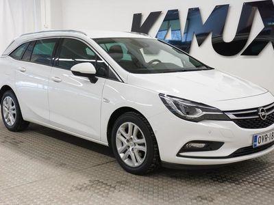 käytetty Opel Astra Sports Tourer Innovation 1,4 Turbo Start/Stop 110kW AT6 **SUOMI-AUTO / 1 OMISTEINEN / MERKKIHUOLLETT