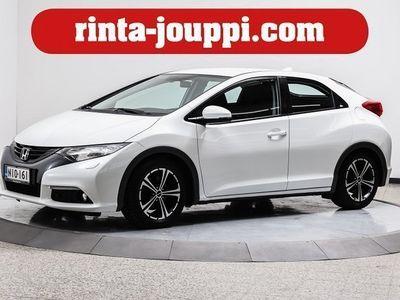 käytetty Honda Civic 5D 1,8i Sport A - Luotettava Japanilainen automaattivaihteistolla!