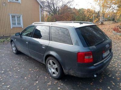 käytetty Audi A6 Quattro 2.5