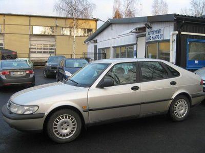 käytetty Saab 900 SE 5-ov., Vain 215 tkm, Koukku, Ilman käsirahaa