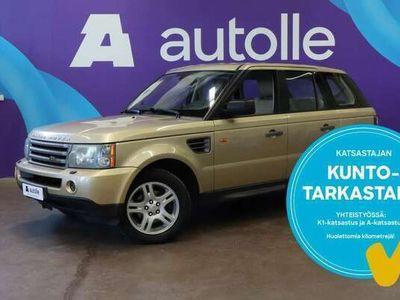 käytetty Land Rover Range Rover Sport *VAKUUTTAVA* 2,7 TDV6 SE Tarkastettuna, Rahoituksella, Kotiin toimitettuna!