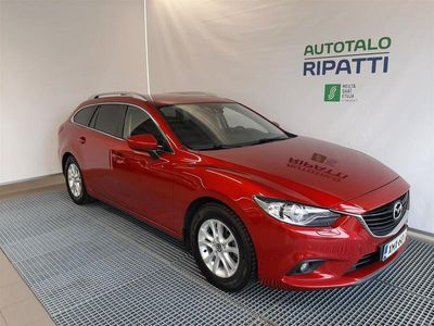 käytetty Mazda 6 Sport Wagon 2,0 (165) SKYACTIV-G Premium Plus Business 6AT 5ov TC2