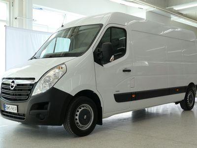 käytetty Opel Movano Van L3H2 (3,5t) 2.3 CDTI BiTurbo 107kW MT6 FWD (XZ27)