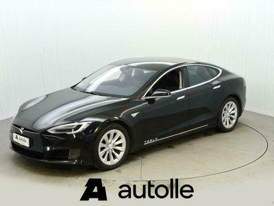 käytetty Tesla Model S *TEHTAAN TAKUUTA JÄLJELLÄ!* 75 Autopilot1, CPO-Takuu! Tarkastettuna, Rahoituksella, Kotiin toimitett