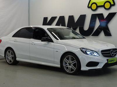 käytetty Mercedes E220 E4-Matic AMG NIGHT-PAKET, Webasto, Navi