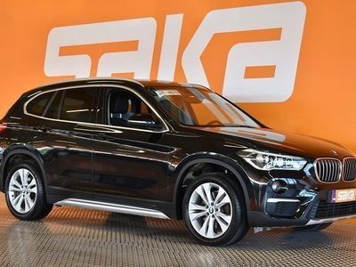 käytetty BMW X1 F48 xDrive20i A Edition xLine ** 1 omisteinen / Navi / LED / Merkkihuollettu / PKamera **