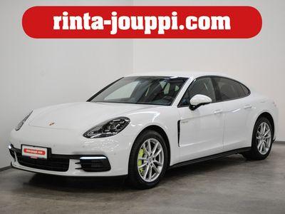 käytetty Porsche Panamera 4-E Hybrid - Black Friday tarjous: Rinta-Jouppi Turva 0€ tähän autoon*