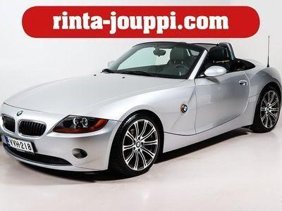 käytetty BMW Z4 Z4 2.5i Roadster 2d - Huippusiisti- Ilmastoitu ja aitoa ajamisen iloa!