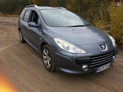 käytetty Peugeot 307 16tdi 08