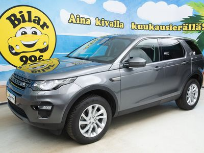 käytetty Land Rover Discovery Sport 2.0 Td4 SE A - *BILARIN AUTOMARKKINAT!!!*