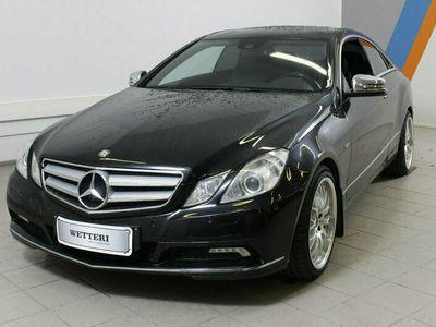 käytetty Mercedes E250 CDI BE Coupé