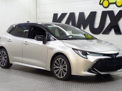 käytetty Toyota Corolla Hatchback 2,0 Hybrid Style / Vaihtoehto uudelle / Huippuvarusteet!