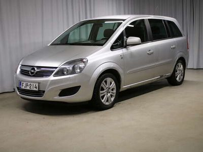 käytetty Opel Zafira 5-ov Enjoy 111 1,8 Ecotec 103kW MT5
