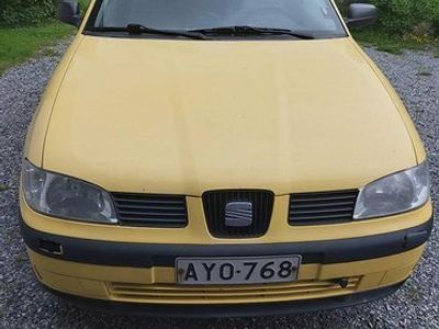 käytetty Seat Ibiza 1.6 2000
