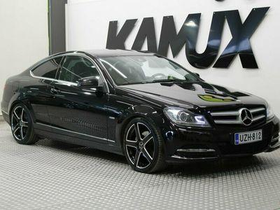 käytetty Mercedes C250 CDI BE Coupé A /