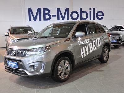 käytetty Suzuki Vitara 1,4 BOOSTERJET 4WD GL+ 6MT HYBRID / Neliveto / Esittelyauto / Kotiinkuljetus