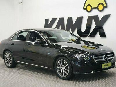 käytetty Mercedes E350 EA Premium Business / Navi / P-Kamera / Burmester / Sporttipenkit /