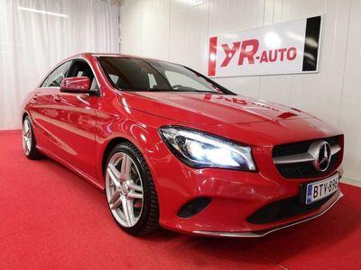 käytetty Mercedes CLA180 Autom. Premium Business