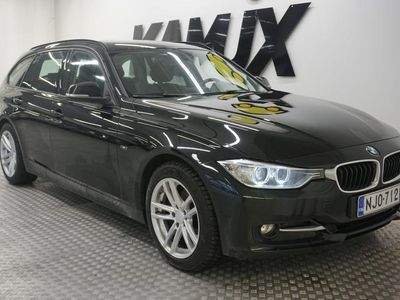 käytetty BMW 320 F31 Touring TwinPower Turbo A Sport Line Edition **XENONIT, TUTKAT, SUOMI-AUTO**