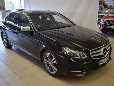 käytetty Mercedes E200 CDI BE A Premium Pro *Webasto kaukosäädöllä, Suomi-auto, 0% rahoitustarjous, ei muita kuluja!*