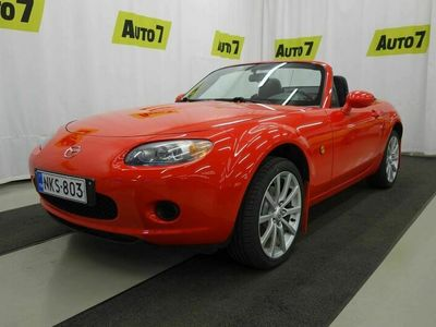 käytetty Mazda MX5 2,0 Business 6MT 2d M39
