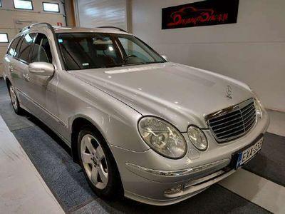 käytetty Mercedes E200 Kompressor Avantgarde STW A ***LÖYTÖPIHA***