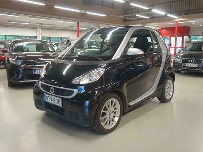 käytetty Smart ForTwo Coupé 52 kw MHD passion city