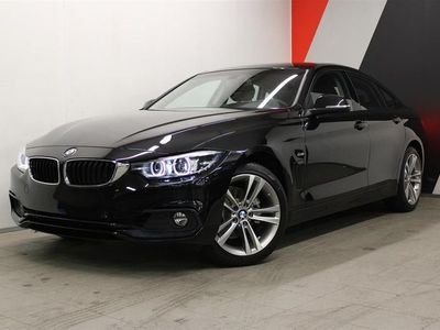 käytetty BMW 420 Gran Coupé 420 i A xDrive Business Sport (TUNTUVAAN ETUHINTAAN!)
