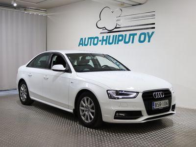 käytetty Audi A4 Sedan Business Sport 2,0 TDI 100 kW ultra *** Suomi-auto / S-line / Webasto / Vakkari ***