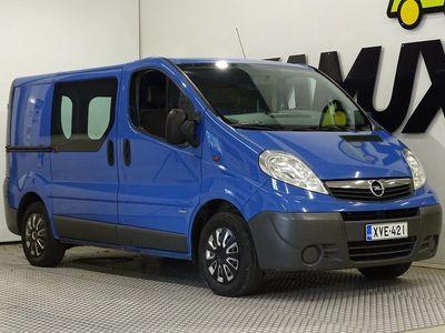 käytetty Opel Vivaro Van L1H1 2,0 CDTI 84kW MTA6