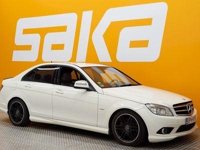 käytetty Mercedes C320 CCDI 4matic Sedan A AMG-Styling / Rattivaihteet / Puoli