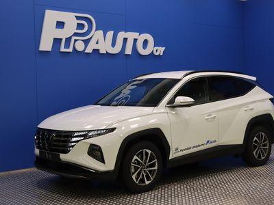 käytetty Hyundai Tucson 1,6 T-GDI 230 hv Hybrid 4WD 6AT Style MY21 - Uutuus malli huippueduin! - *5000€:sta S-bonusta Korko