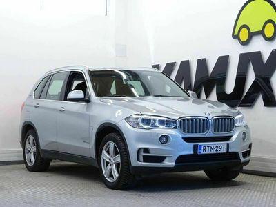 käytetty BMW X5 F15 xDrive40e A / 1om. Suomi-auto / Koukku / 360'kamera