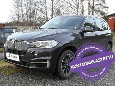 käytetty BMW X5 *HUIPPUVARUSTEET* F15 xDrive40e Exclusive Edition 180 kW Aut. Tarkastettuna, Rahoituksella, Kotiin t