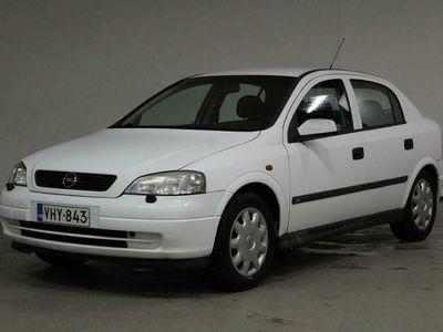 käytetty Opel Astra 6 8V Eco Club 5d