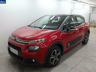 käytetty Citroën C3 PureTech 82 Shine *** Korkotarjous 1.9% + kulut