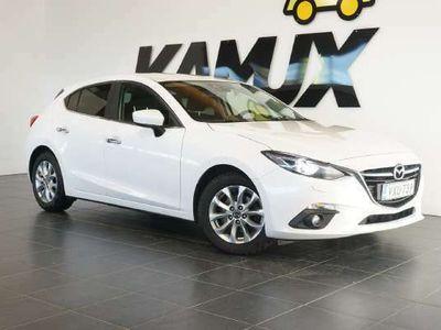 käytetty Mazda 3 5HB 2,0 (120) SKYACTIV-G Premium Plus /