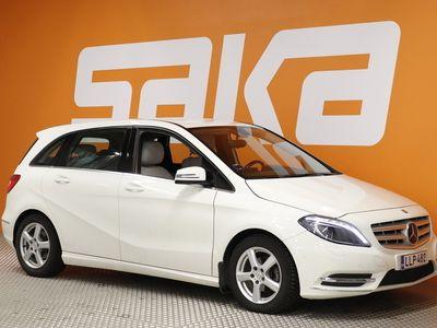 käytetty Mercedes B180 CDI BE A Premium Business ** Webasto / Adapt. vakkari / Rattivaihteet / Muotiväri **