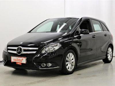 käytetty Mercedes B180 BE Premium Business (MY12)