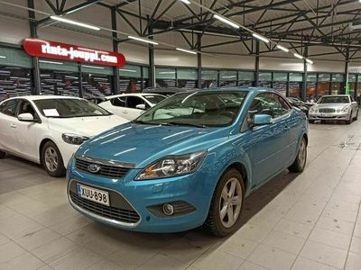 käytetty Ford Focus Cabriolet 2,0 145 Premium Limited Coupe- A