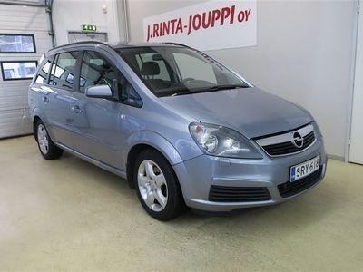 käytetty Opel Zafira 5-ov Enjoy 1,9 CDTI * 7-PAIKKAINEN*