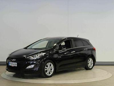 käytetty Hyundai i30 Wagon 1,6 GDI 6MT ISG Style - Automaatti-ilmastointi, avaimeton järjestelmä, ratinlämmitin, p.tutkat eteen ja taakse