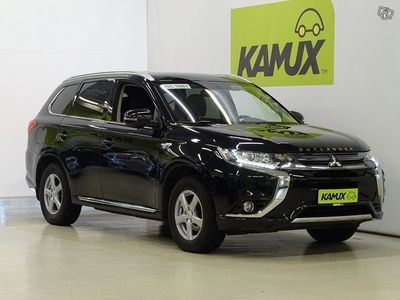 käytetty Mitsubishi Outlander P-HEV 2.0 Hybrid 4WD CVT (203hk)