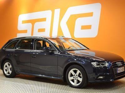 käytetty Audi A4 Avant Business 1,8 TFSI 125 kW multitronic ### NORMAL FRIDAY -hinta! ###** Tutkat / Koukku / Lohko+s
