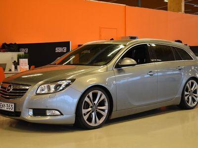 käytetty Opel Insignia Sports Tourer Sport 1,6 Turbo 132kW ** OPC Line / Hieno / Lohko&Sisäpistoke / Xenon **